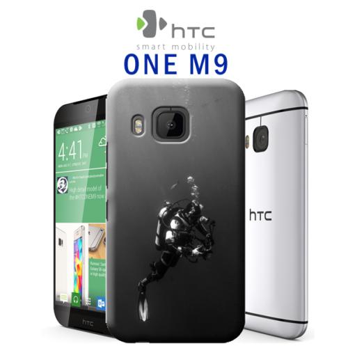 cover personalizzata ONE M9