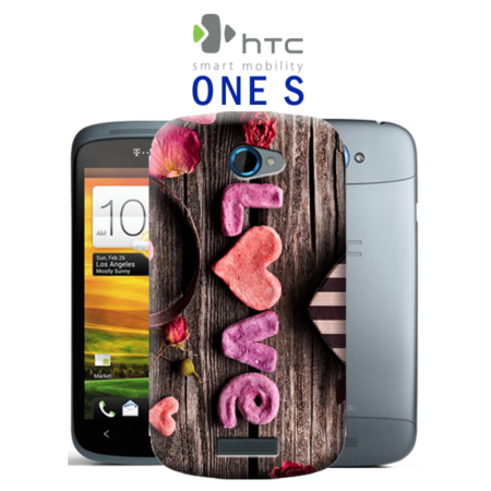 cover personalizzata htc one s