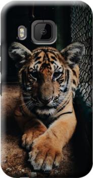 cover personalizzata ONE M9 tigre