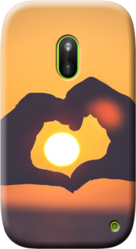 cover nokia Love