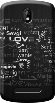 cover personalizzata amore love varie lingue