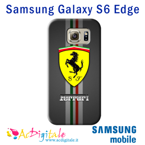 cover personalizzata S6 edge