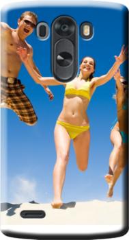 cover morbida per LG G3 D855ragazzi felici