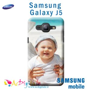 Cover personalizzata per galaxy J5