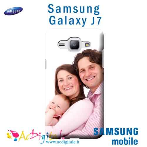 cover personalizzata galaxy J7