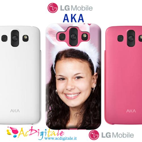 cover personalizzata Lg AKA