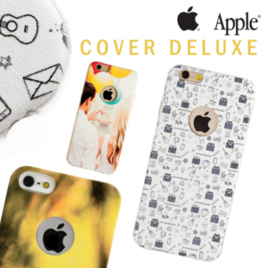 Cover Personalizzate deluxe Apple