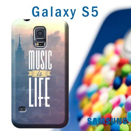 cover personalizzata galaxy S5