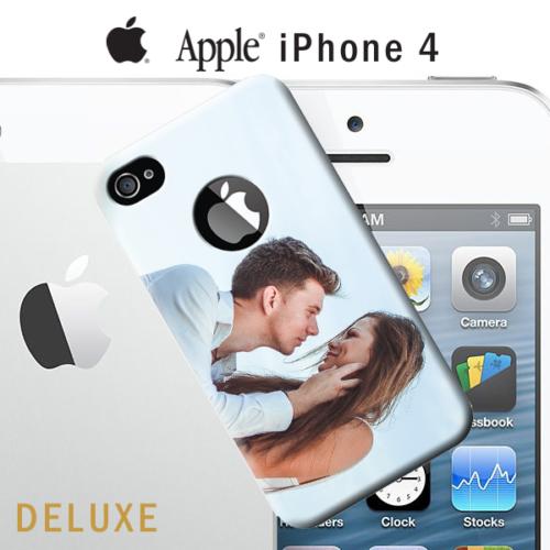 cover personalizzata iPhone 4 deluxe