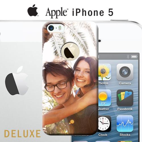cover personalizzata Iphone 5 deluxe