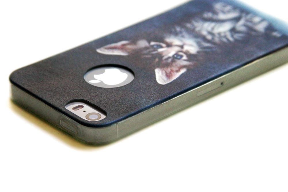 Cover deluxe personalizzata per iphone 6. cover personalizzate