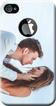 cover deluxe personalizzata per iPhone 4