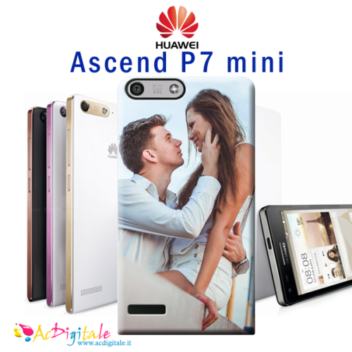 cover personalizzata P7 mini