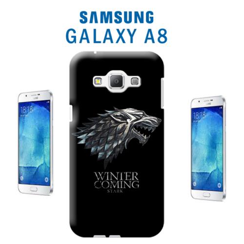 cover personalizzata galaxy A8