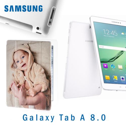 smart cover personalizzata galaxy tab 8.0