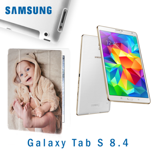 smart cover personalizzata Tab S 8.4