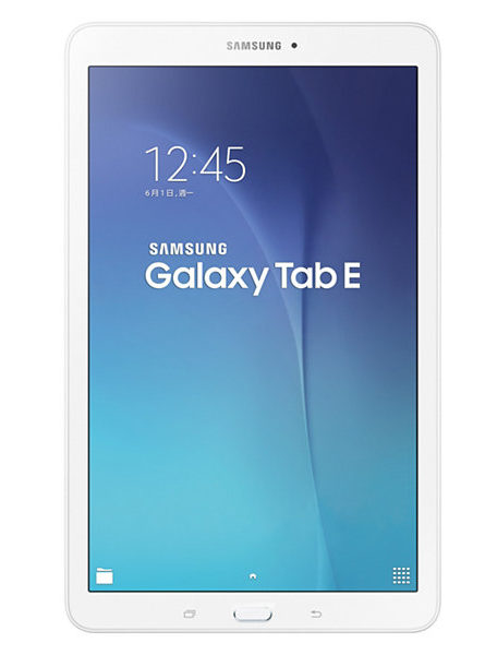 custodia samsung galaxy tab e tablet white 9.6