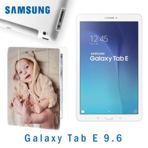 Crea e acquista online una Smart cover morbida in ecopelle personalizzata per Tab E 9.6