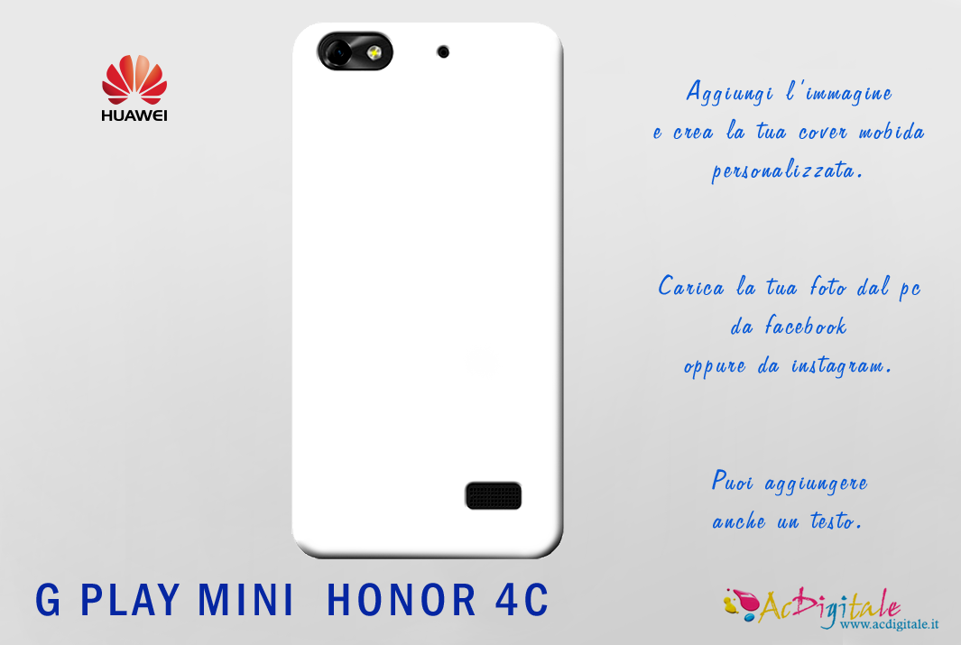 custodia rigida huawei g play mini