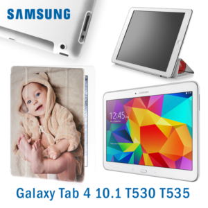 smart cover personalizzata per Galaxy Tab 4 10.1