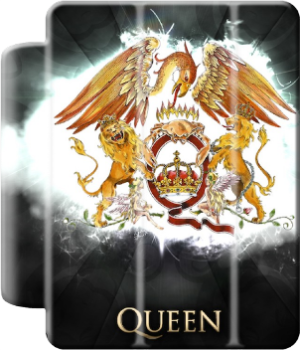 cocustodia personalizzata Galaxy Tab 4 10.1 queen tablet