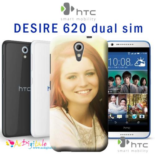 cover personalizzata HTC 620 DUAL SIM
