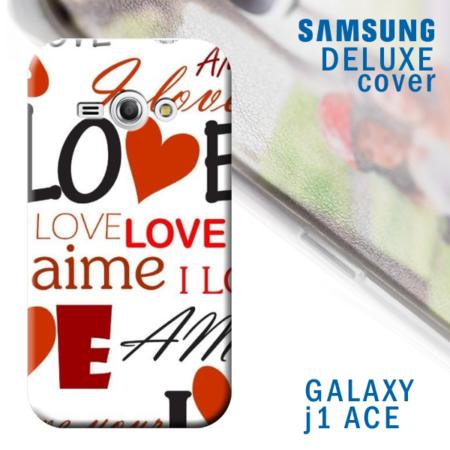 cover personalizzata Galaxy J1 ACE deluxe