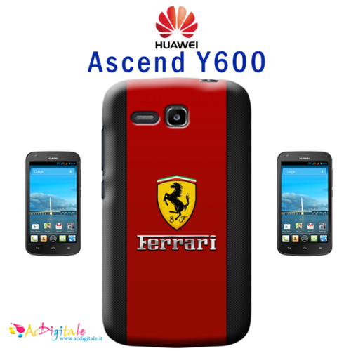 cover personalizzata Huawei Y600