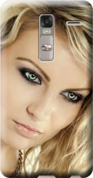 Cover personaizzata per LG ZERO con la foto della tua ragazza