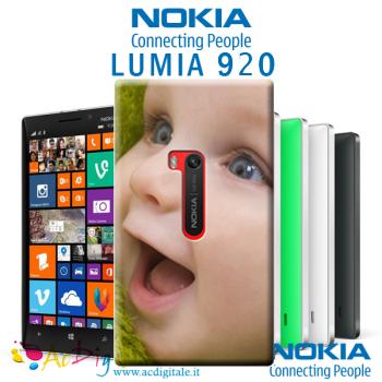 Lumia 920 cover personalizzata