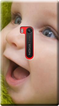 cover personalizzata nokia lumia 920 bambino