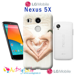 cover personalizzata LG Nexus 5X