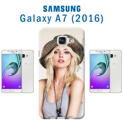 cover personalizzata galaxy A7 2016