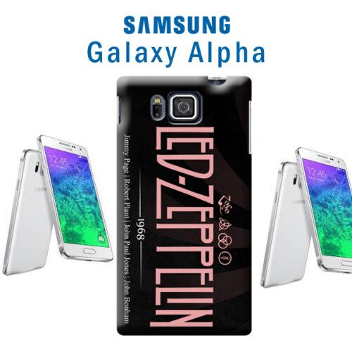 cover personalizzata galaxy Alpha