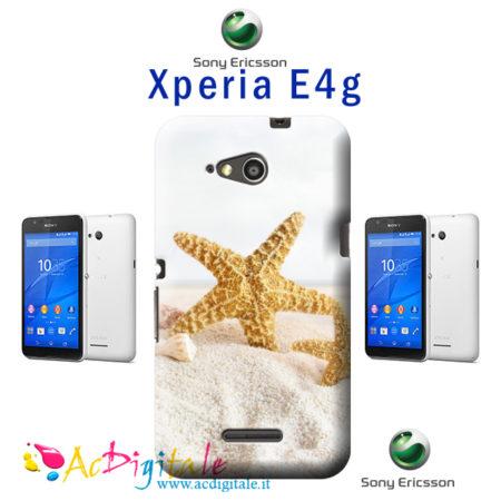 Sony Xperia E4g cover personalizzata