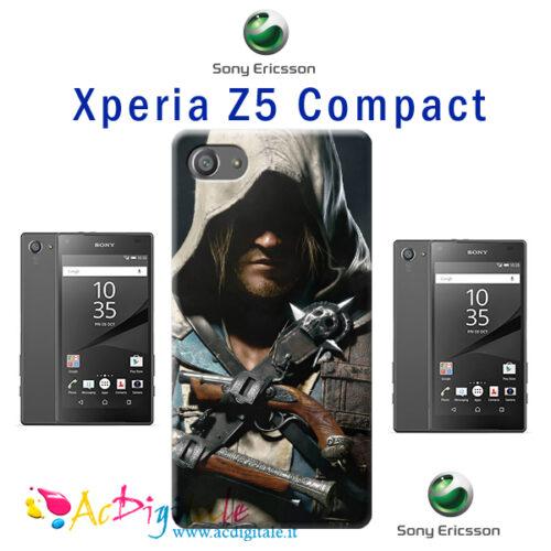 cover personalizzata Z5 compact