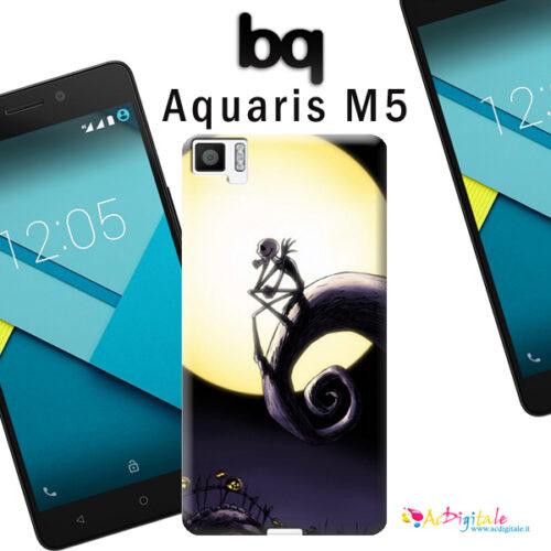 cover personalizzata aquaris M5