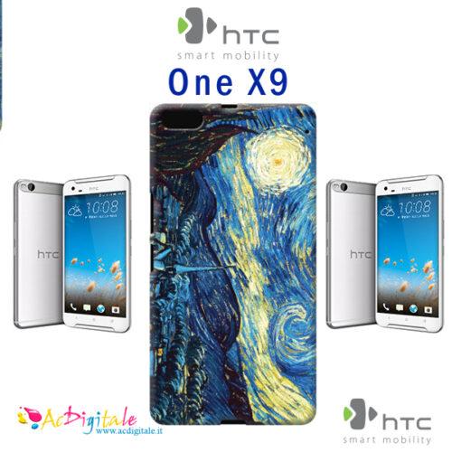 cover personalizzata HTC One X