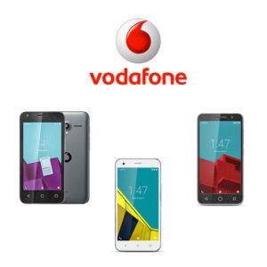 Cover morbide personalizzate Vodafone