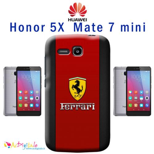 cover personalizzata Honor 5x / mate 7 mini