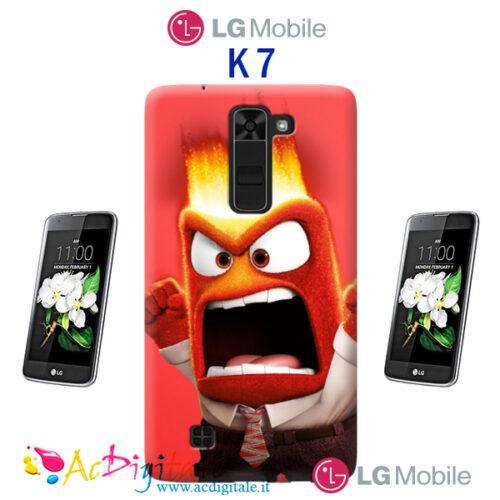 cover personalizzata Lg K7