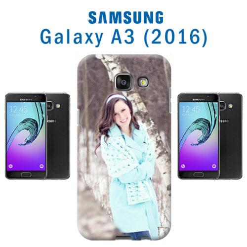 cover personalizzata Galaxy A3 2016