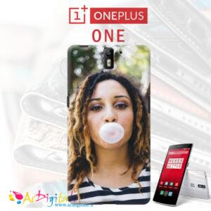 cover personalizzata oneplus one