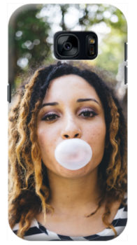 Galaxy S7 image cover personalizzata