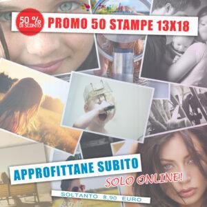 stampa foto digiali 13x18 in offerta