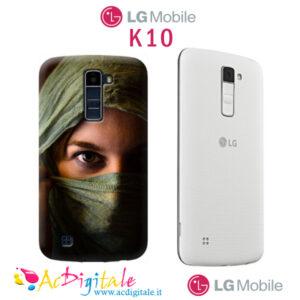 cover personalizzata LG K10