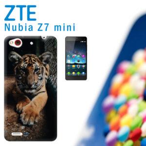 cover personalizzata Nubia Z7 mini