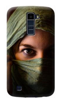 LG K10 cover personalizzata in silicone tpu