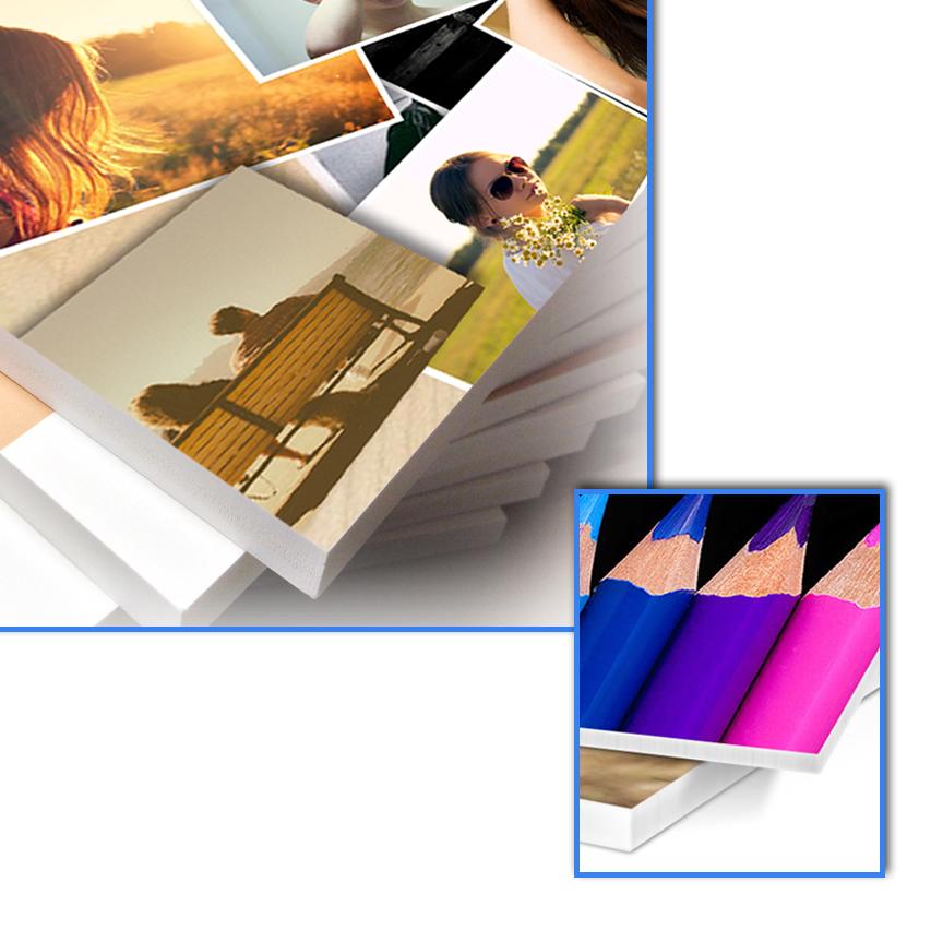 Stampa foto su pannello forex