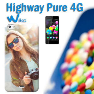 cover personalzizata Highway pure 4g